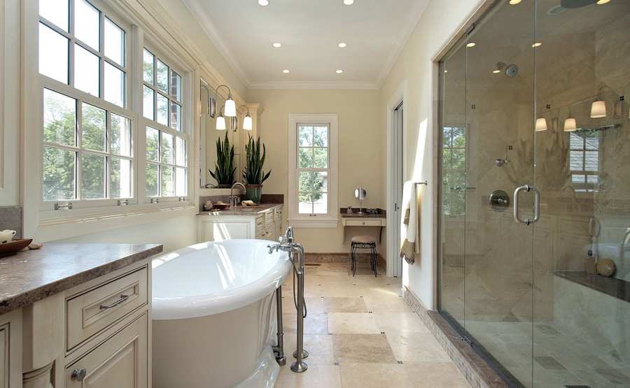 Zeringue 39 s construction construction and remodeling for Bathroom remodeling service
